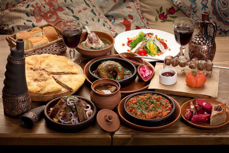 Рецепты армянских блюд на новый год