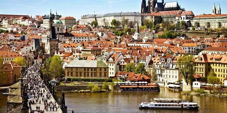 Чехия - Германия, 6 дней с 1 ночным переездом. Весна-Осень