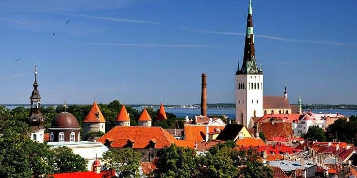 ES001. Week-end в Прибалтике