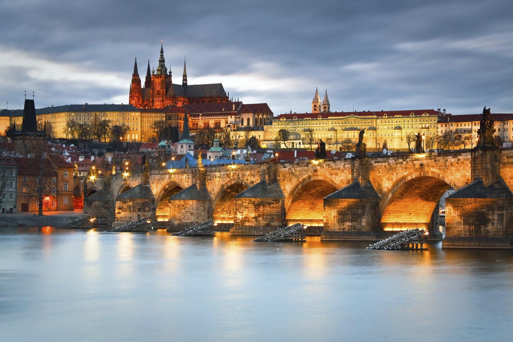 Купить замок в чехии