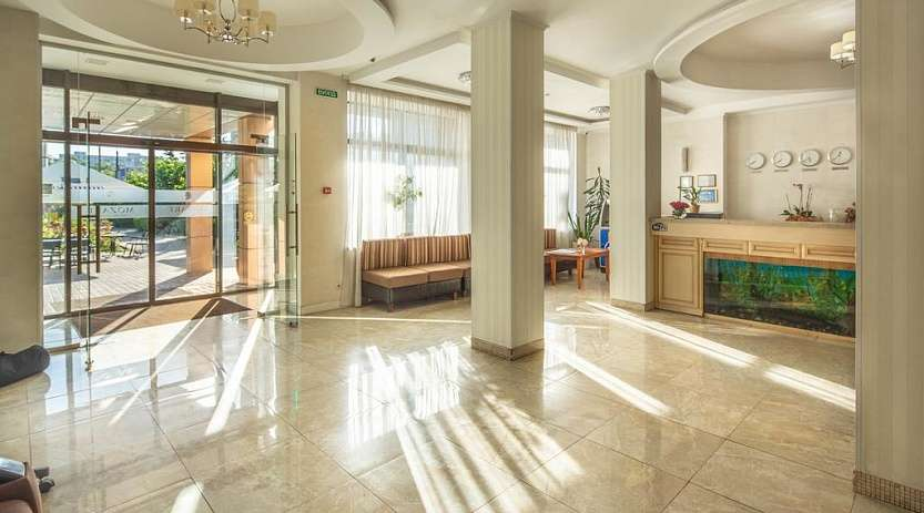 Отель «Аркадия» 3* - Изображение 1