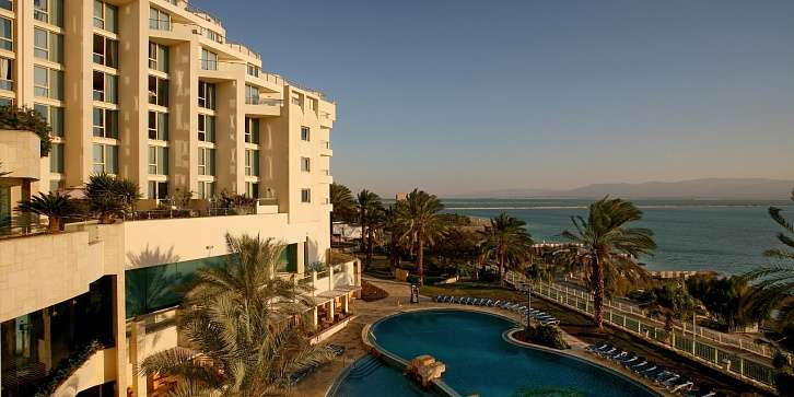 Отель Leonardo Privilege Dead Sea 4*