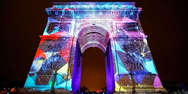 Новогодние приключения в Париже