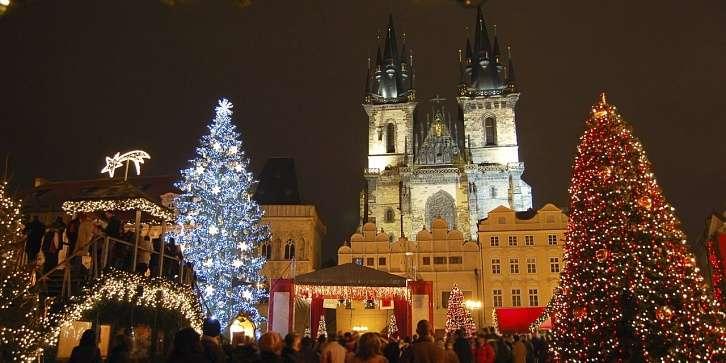 Встреча Рождества в Праге II