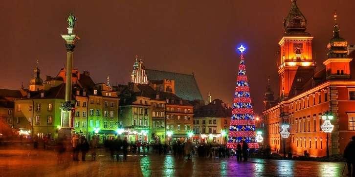 Рождественская Варшава