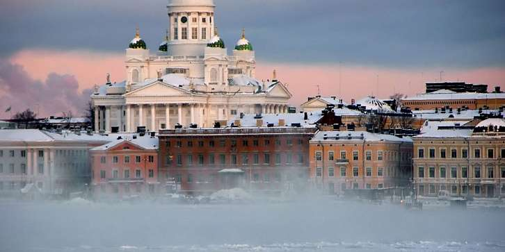 Новогодний круиз Рига - Стокгольм - Хельсинки - Таллинн! Без ночных переездов! 3765_helsinki