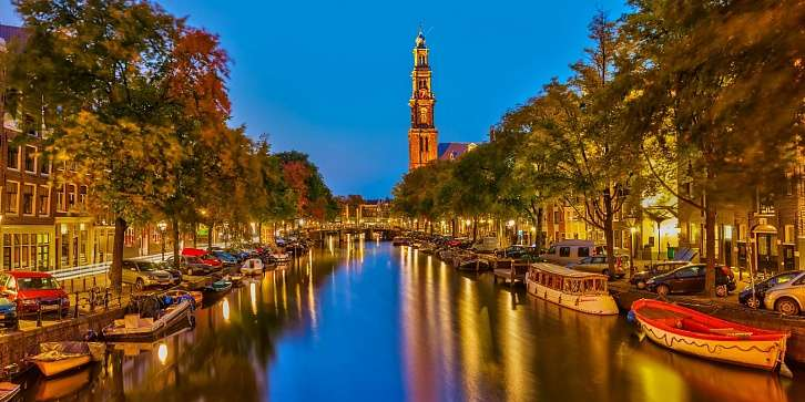 Голландия. Встретимся в Амстердаме