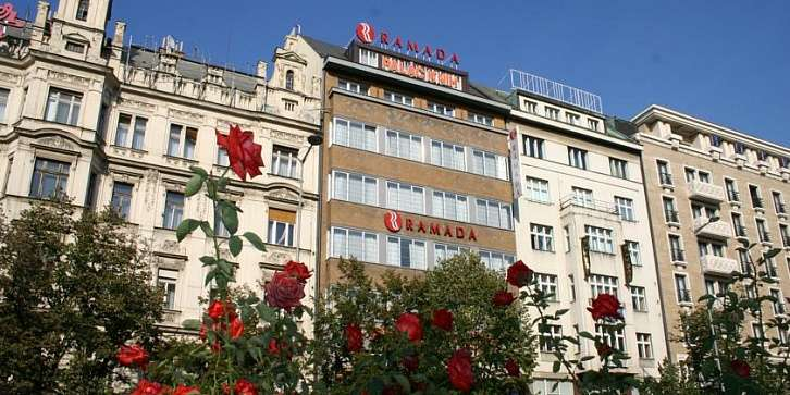 Отель Ramada Prague City Hotel 4*