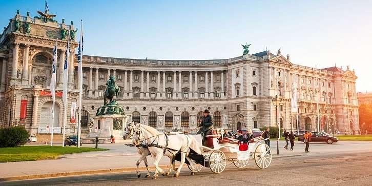 Каникулы в Вене