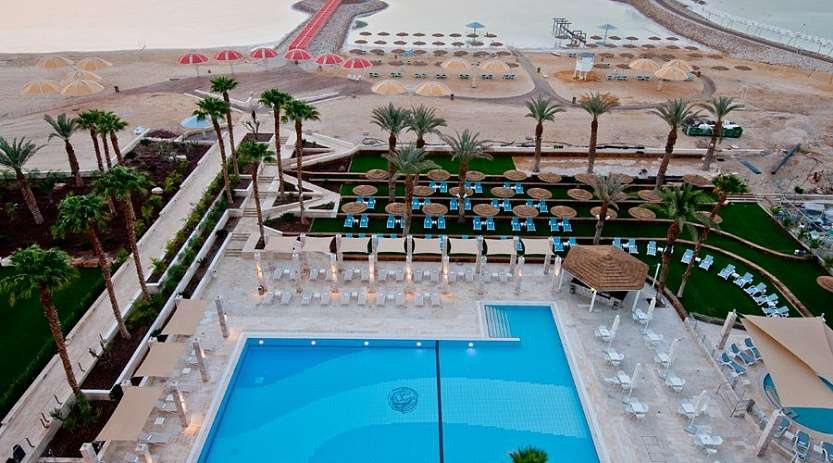 Отель Herods Dead Sea Hotel & Spa 5* - Изображение 0